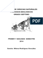 3 Procesos Biológicos Ciencias Naturales