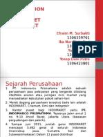 Presentasi Distribusi Channel Indomart Efraim Ika Yuki Yosep