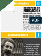 La Formacion Del Espiritu Cientifico de Gaston Bachelard