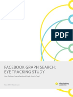 Eye Tracking Study - Facebook Graph Search - Mediative
