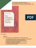 Dubrow Aleksander, Wieniamin Puszkin - Parapsychologia i współczesne przyrodoznawstwo