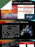 Integración Vertical y Horizontal