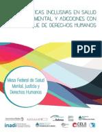 Prácticas Inclusivas en Salud Mental y Adicciones Con Enfoque en Derechos Humanos