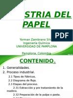 Industriadelpapel Yormanzambrano 140317112924 Phpapp02