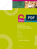 DysTEFL Booklet Trainee