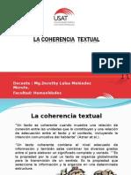 coherencia textual