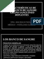 15 16 BANCO DE SANGRE y REACCIONES TRANSFUSIONALES.ppt