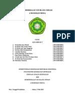 Laporan Utd Uji Silang Serasi (Crossmatching) - Copy