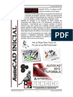 AutoCAD Inicial 2013
