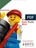 Lego Case Study 2014