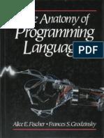 The Anatomy of Programming Languages