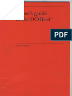 A User's Guide to the DO Brief