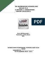 Contoh Program Bimbingan Dan Konseling