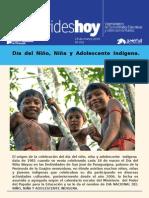 031 Niño Indígena y Discriminación Racial