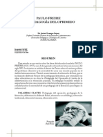 PauloFreireYLaPedagogiaDelOprimido