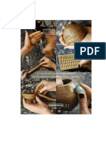 Estudo do Gesto em Material Cerâmico Tupi - Brotas/São Paulo