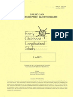 Childselfdescription - SDQ I Marsh