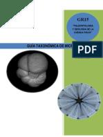 Guía Taxonómica Microfosiles Gr15