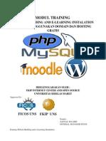 Modul Instalasi Web