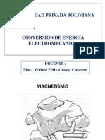 conversion energia electromecanica