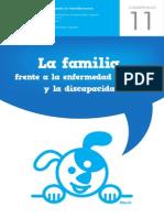 Aanf Cuadernillo 11 La Familia Frente a La Enfermedad Cronica y La Discapacidad