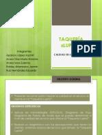 Presentacion Ejecutiva Taqueria Lupita 2 Parcial