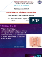 15-Fistula, Fisura Anal Absceso Anorectales-1Dra.reyes