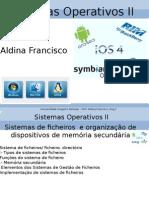 Sistemas Operativos II - Cap 11