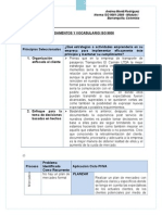 Actividad de Aprendizaje Unidad 1 Fundamentos y Vocabulario ISO 9000 (Respuestas)