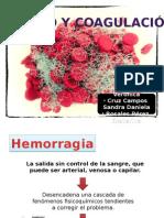 Sangrado y Coagulación (2)