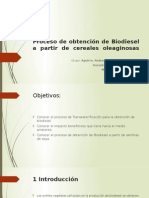 Biodiesel Exposicicion