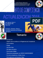 Actualizacion Arbitraje Cuernavaca 2015
