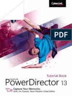 Power Director 13 -Tutorial Book_Cyberlink
