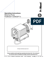 Dosing Pump (Prominent)