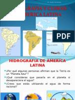 HIDROGRAFIA Y CLIMAS DE AMERICA LATINA.ppt