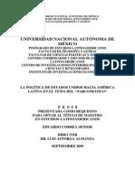 LA POLÍTICA DE ESTADOS UNIDOS HACIA AMÉRICA LATINA EN EL TEMA DEL NARCOTRÁFICO.pdf