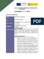 07. Entrenamiento Habilidades Formacion. Santander