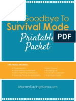 SGTSM Printable Packet