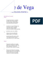 Lope de Vega - Obra Poética