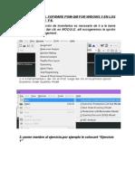 Utilizacion Del Sofware Pom
