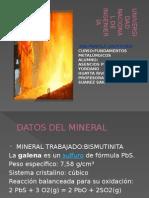 Practica Dos de Fundamentos Metalurgicos