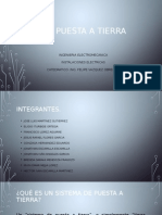 4.1 PUESTA A TIERRA