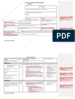annotated lesson plan + critical evaluation