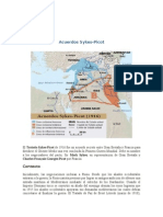 Acuerdo Sykes - Picot