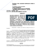 RI 0103955-15.2012.8.05.0001 - INTERNET