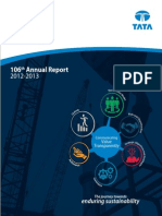 Tata Steel Annual Report 12-13
