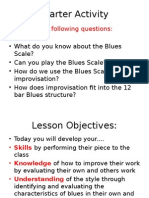 Blues Lesson 6