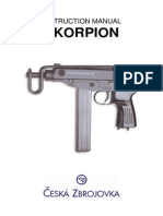 Insruction Manual Skorpion