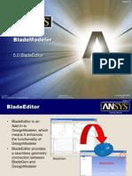 ANSYS BladeModeler BladeEditor .pdf