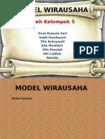 Model Wirausaha
